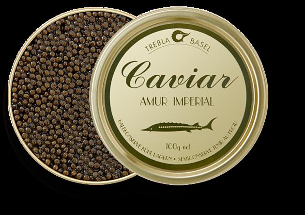 CAVIALE AMUR, IMPERIAL