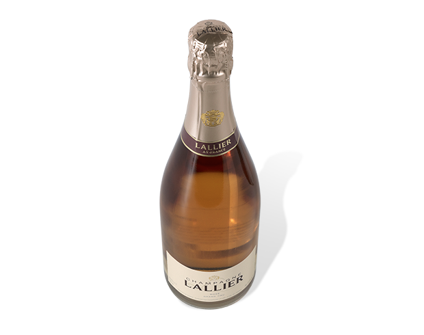 Champagne Lallier Grand Rosé